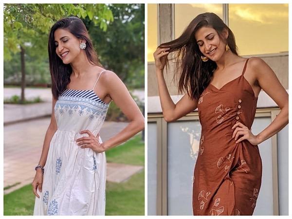 Khuda Haafiz Actress Aahana Kumra Has Two Stunning Under Rs. 5000 Dress Goals For Us