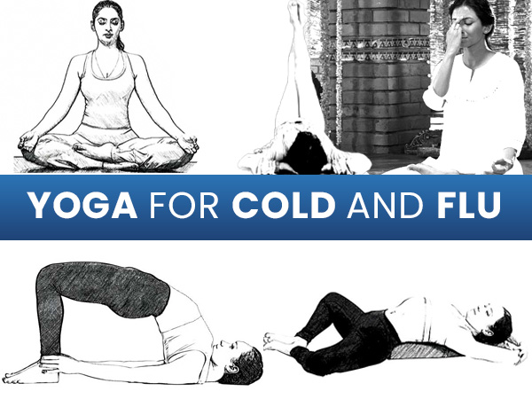 International Yoga Day 2021: Effective Yoga Asanas And Poses For Cold And Flu