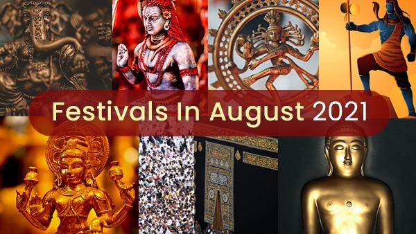 August 2021: Indian Festivals Calendar, Check Out Important Dates