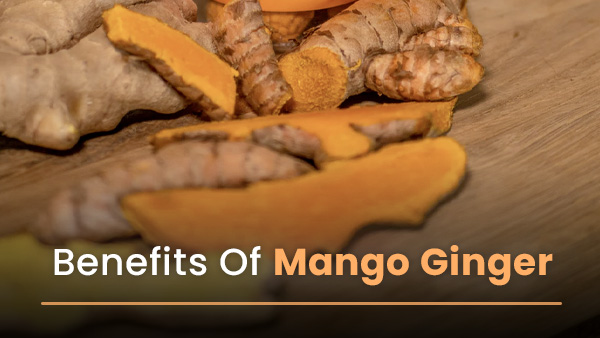 Health Benefits Of Mango Ginger And Its Uses: How Is It Different From Ginger?