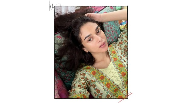 Aditi Rao Hydari Gives Us A Gharara Set Goal And Has The Most Relatable Eid Wishes For Followers