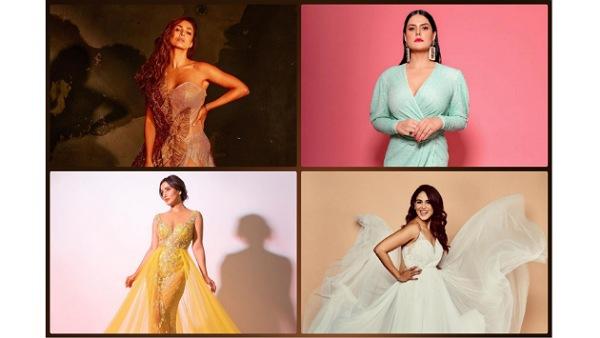Zareen Khan, Malaika Arora, Neha Sharma And Genelia Deshmukh Stun Us With Their Awesome Gowns