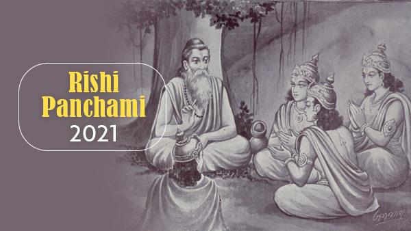 Rishi Panchami 2021: Date, Rituals, Puja Vidhi and Importance