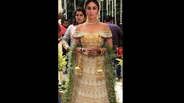 Kareena Kapoor Khan Veere Di Wedding
