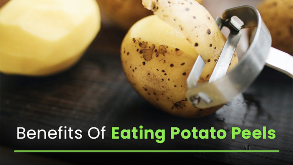 Potato Peel Has Health Benefits Too, Manages Wounds, Heart Diseases, Diabetes And Many More