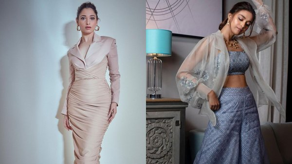 Tamannaah Bhatia, Sophie Choudry, And Other Divas Look Their Fashionable Best