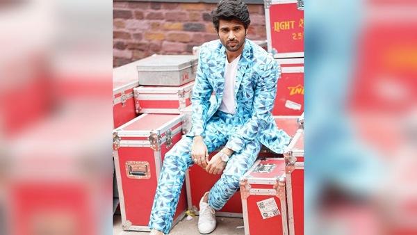 Vijay Devarakonda, Allu Sirish, And Dulquer Salmaan Stun Us With Their Fashion Game