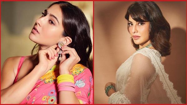 Sara Ali Khan, Jacqueline Fernandez, And Other Divas Make A Strong Case For Contemporary Sarees