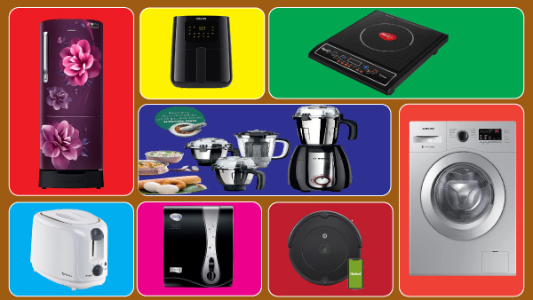 Amazon Great Indian Sale 2021: Up To 70% Off On Stunning Kitchen Appliances