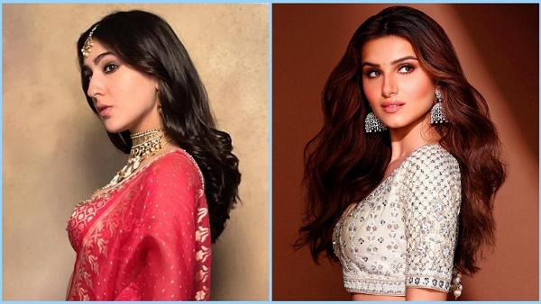 Sara Ali Khan And Tara Sutaria Win Us With Their Resplendent and Wedding-Perfect Lehenga Sets