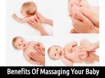Benefits Of Body Massage In Children