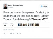 The Best Witty Tweets Of A Professor!