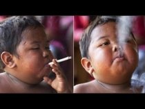 This Kid Smoked 40 Cigarettes Every Day!