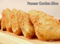 Paneer Cordon Bleu Recipe