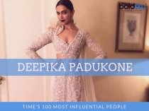 Deepika Looked Like Princess Elf At Time Magazine's Event