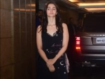 Alia Bhatt's Flared And Ruffled Number Is Perfect For The Celebratory Occasion