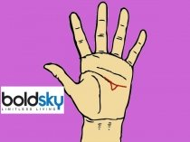 Unlucky Lines In Palmistry