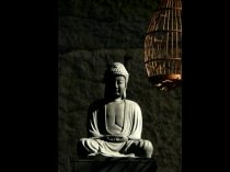 Lord Buddha And The Little Girl
