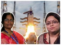 Chandrayaan-2: Women Power Fuels India's Ambitious Lunar Mission