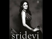 Vidya Balan Officially Launches The Cover Of Sridevi: Girl Woman Superstar