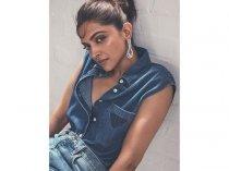 Deepika Padukone Plays With Denims In Her Latest Photoshoot
