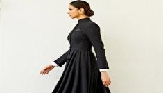 Deepika Padukone's Vintage Look