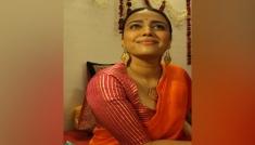 Swara Bhasker's Saree Look