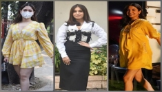 Tamannaah, Bhumi, And Anushka's Dresses