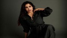 Janhvi Kapoor In An All Black Attire