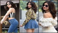 Divya Khosla Kumar's Western Outfits