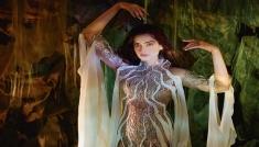 Sonam Kapoor In A Fascinating Dress