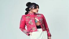 Priyanka Chopra's Goddess Kali Jacket