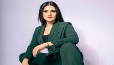 Zareen Khan's Outfits On Her B'day