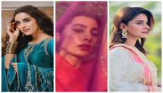 Eid Outfits Of Actresses From Pakistan