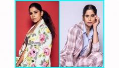 Sai Tamhankar's Pantsuit Set