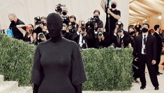 Kim Kardashian's Met Gala 2021 Look