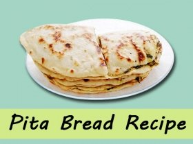 Pita Bread Recipe: How To Prepare This At Your Home