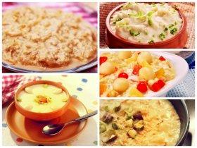 10 Kheer Recipes For Sharad Purnima