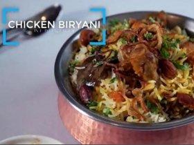 How To Prepare Tasty Chicken Biryani: Video