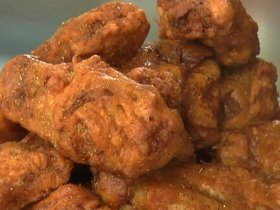Indian Style Chicken Wings Recipe