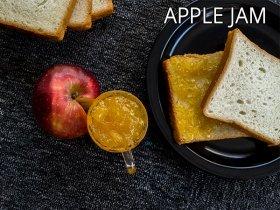 Organic Apple Jam Recipe