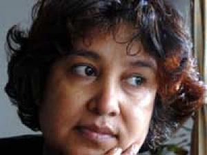 Taslima Desires To Stay In Tripura