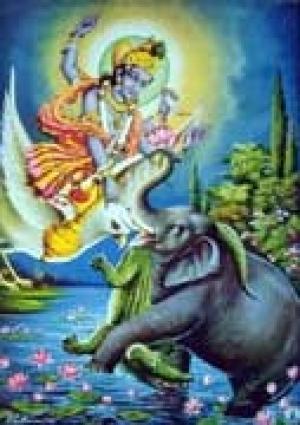 Vaikuntha Vishnu Bhagavatham Story