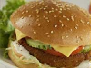 Nirula Healthy Burger Nutribyte
