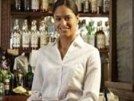 Women Bartenders Armed Bouncers