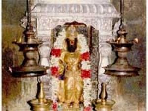 Thirunallar Shani Worship Navagraha