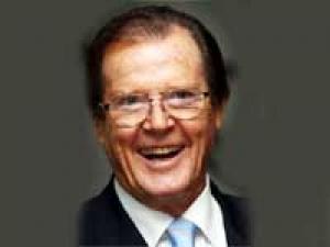 Sir Roger Moore Peta Award