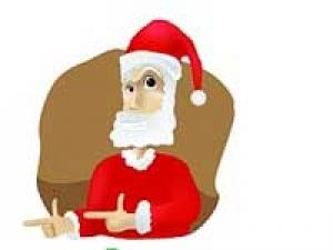 Recession Santa Claus