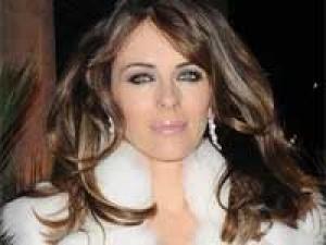 Elizabeth Hurley Beauty Tip