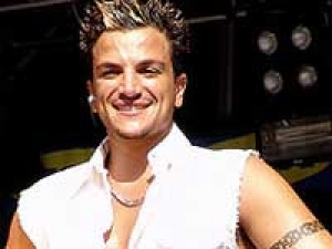 Peter Andre Kerry Friends